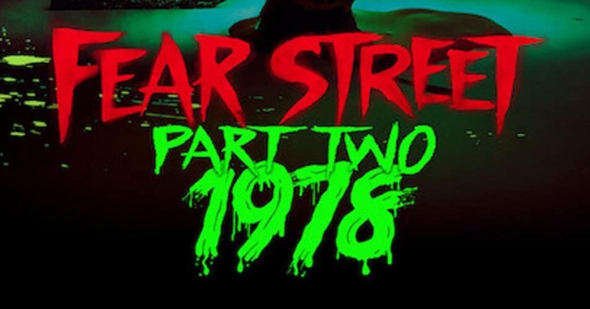 Fear Street 1978 locandina